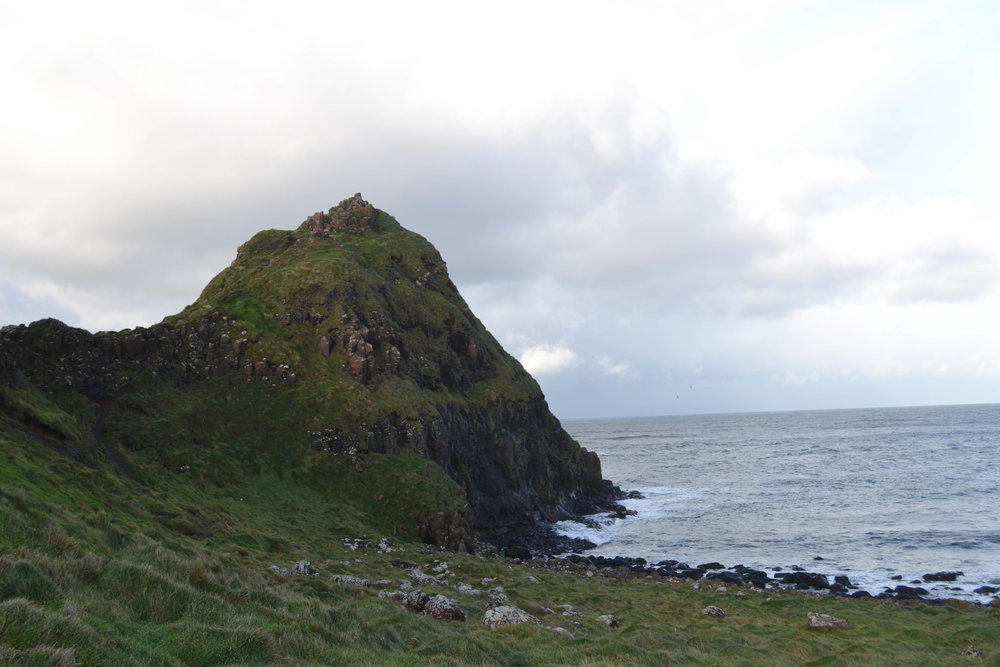 giant's causeway; ireland; bri rinehart