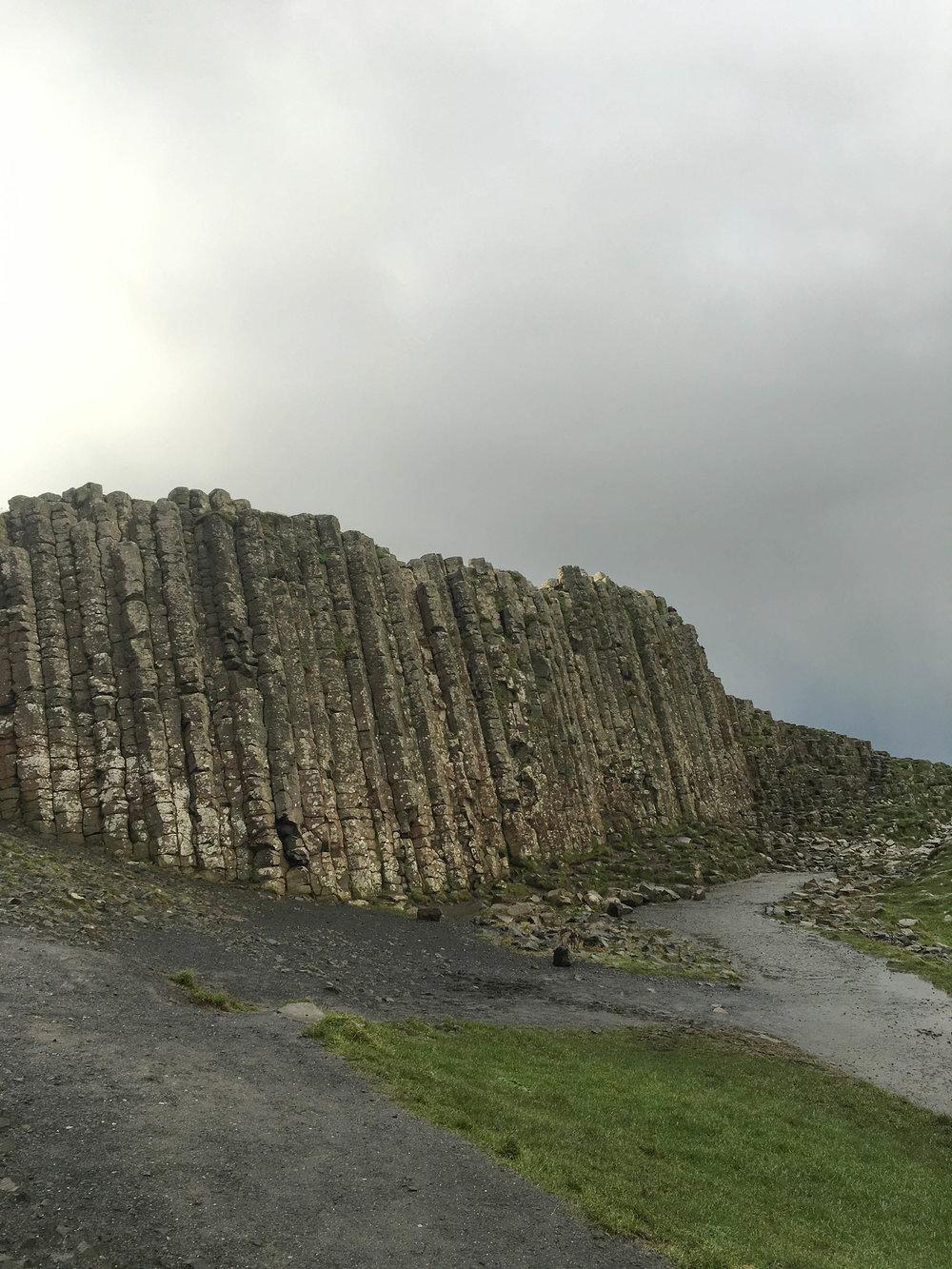 bri rinehart; giant's causeway; ireland