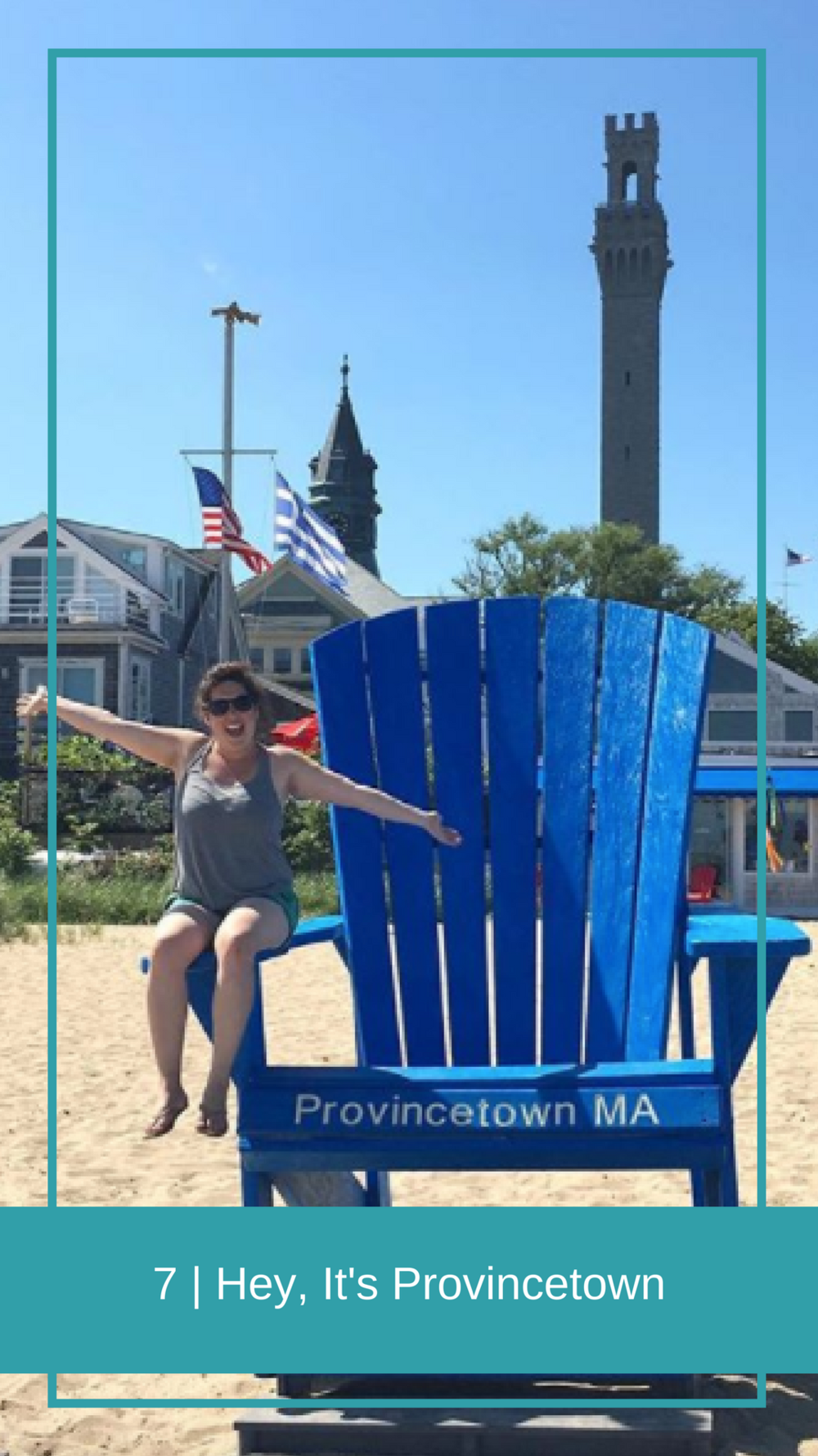 bri rinehart; year in review; provincetown