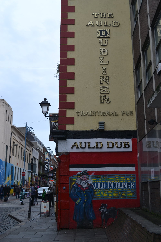 bri rinehart; dublin; ireland; temple bar