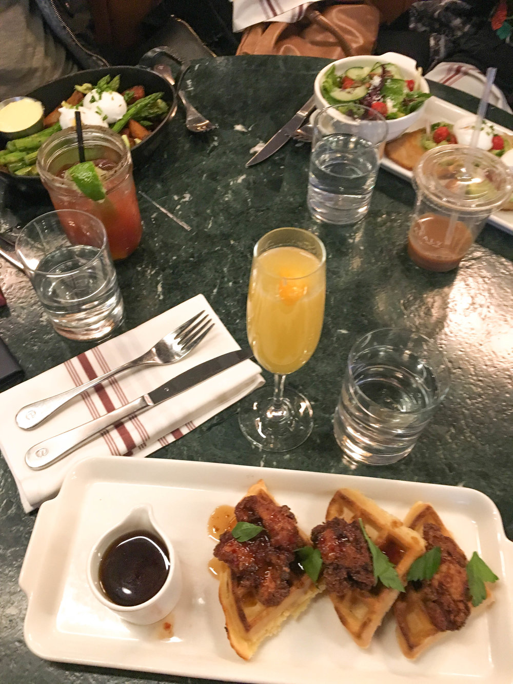 earls kitchen and bar; bri rinehart; brunch