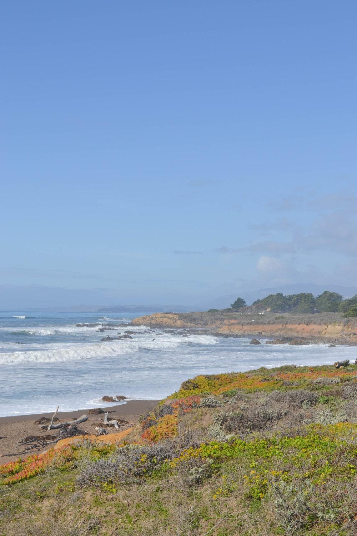 bri rinehart; cambria; california; photography