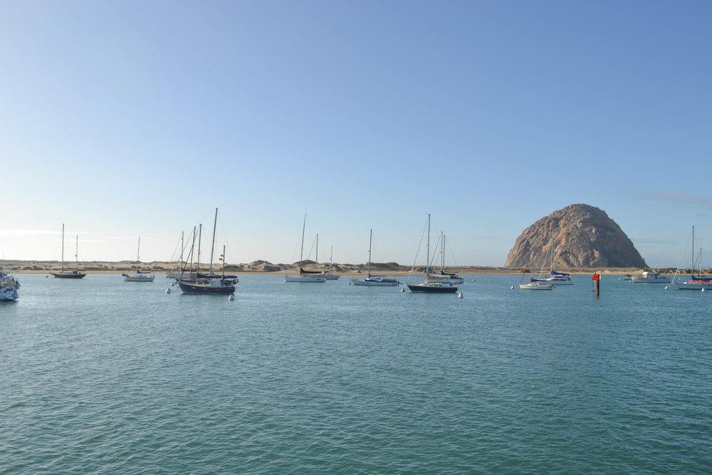 bri rinehart; morro bay; california; photography