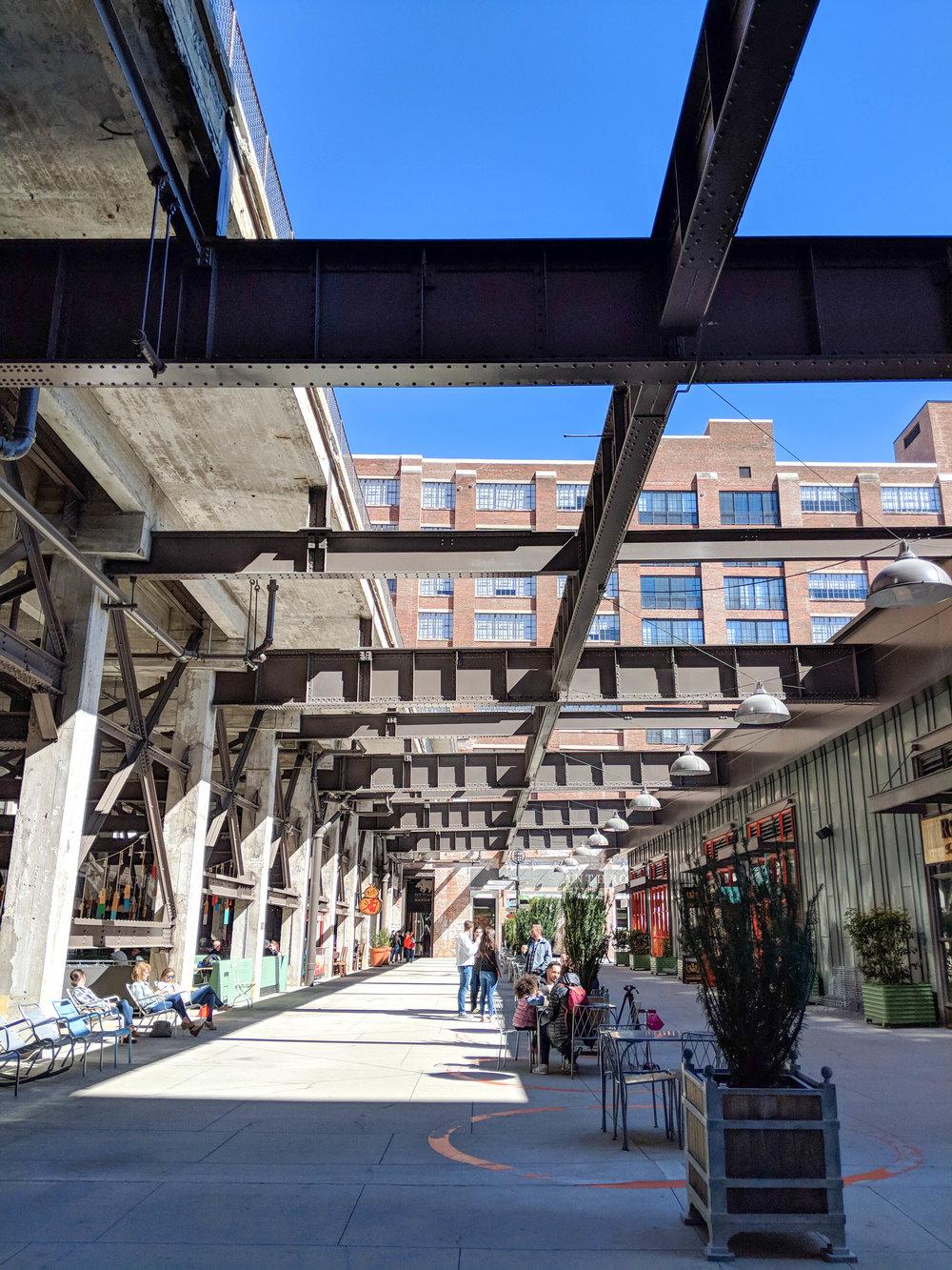 ponce city market; bri rinehart