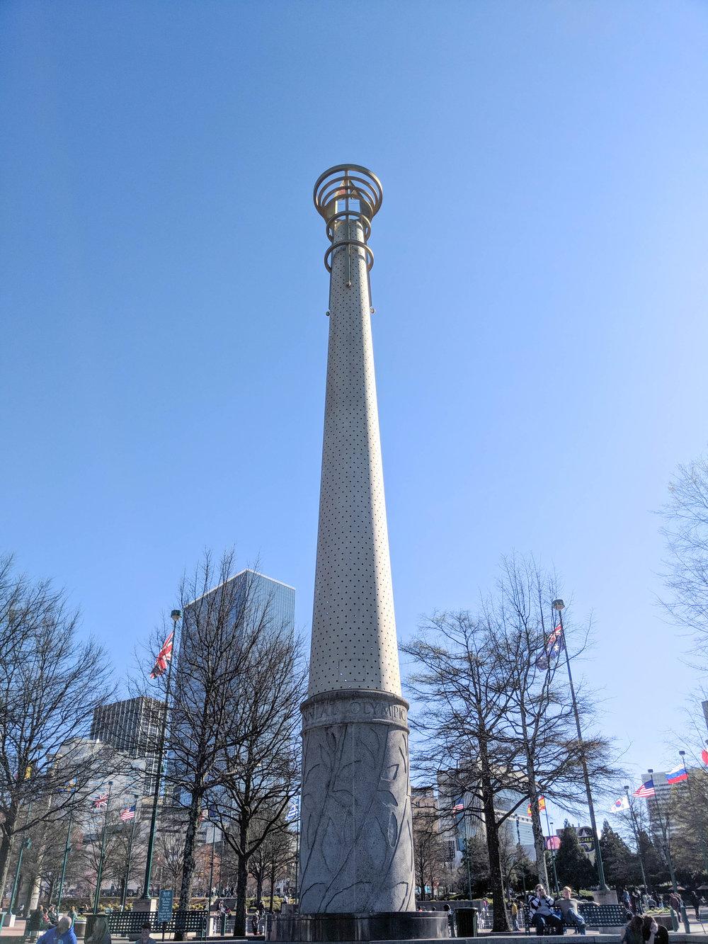 centennial olympic park; bri rinehart; atlanta