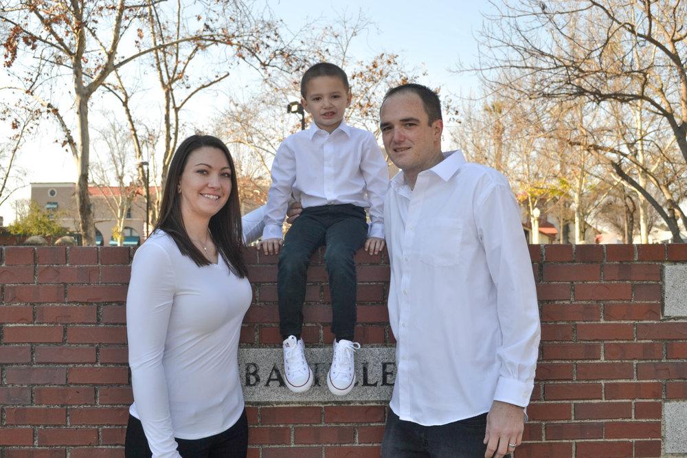 bri rinehart; portrait photography; family
