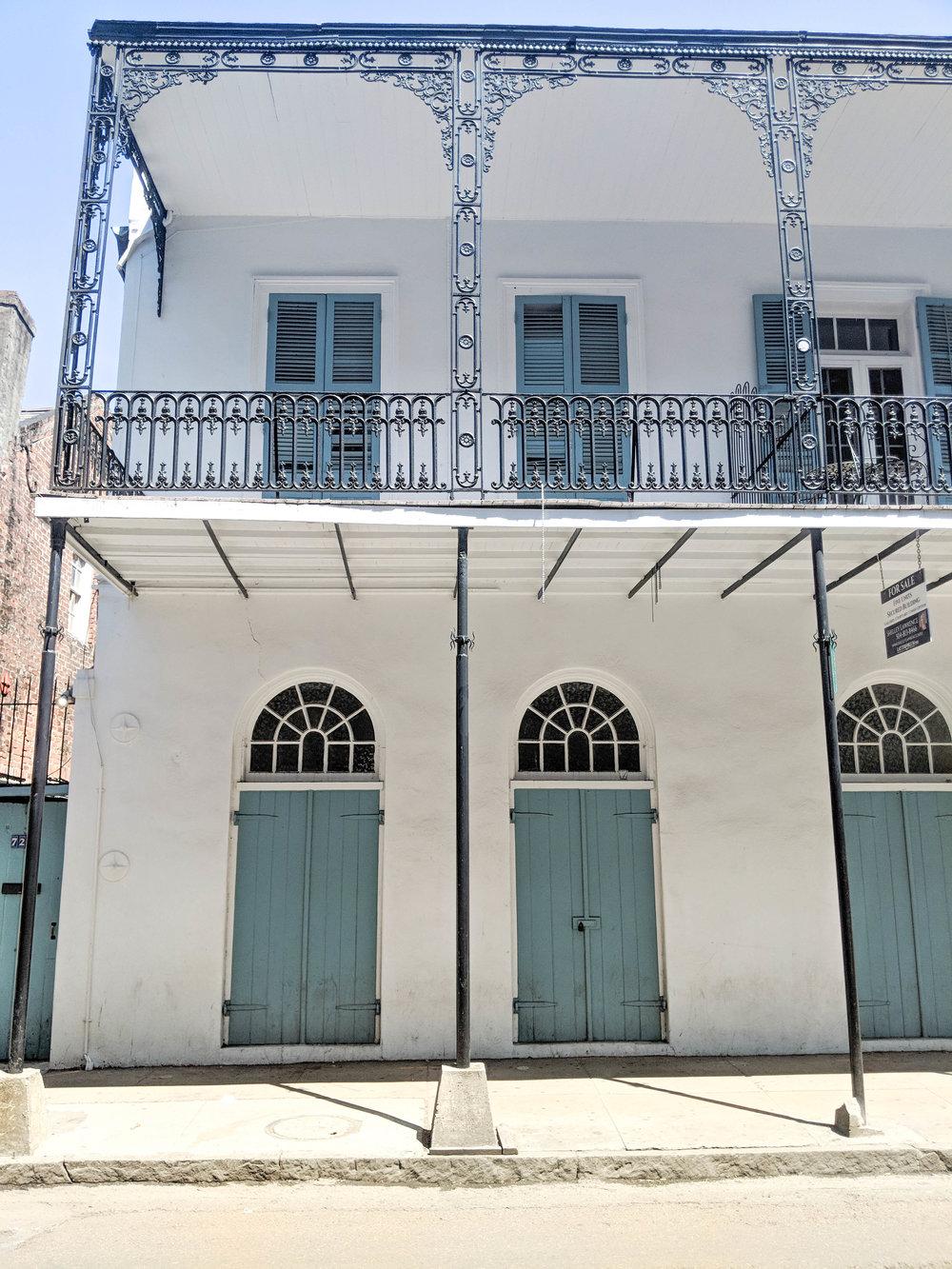 nola; architecture; new orleans; bri rinehart
