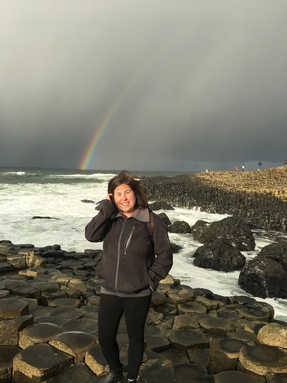 bri rinehart; ireland; solo travel