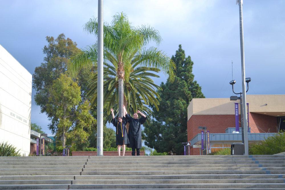 bri rinehart; photography; college; graduation