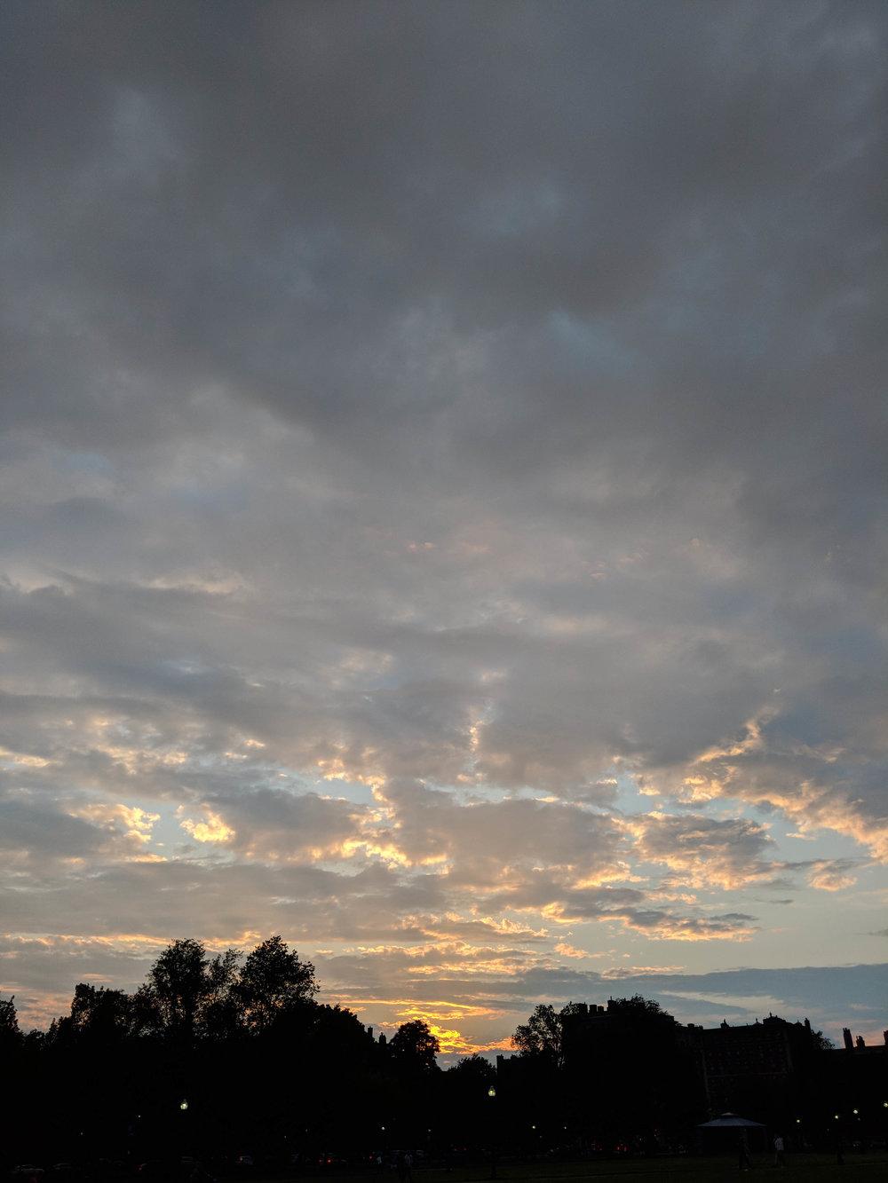 bri rinehart; photography; sunset; boston