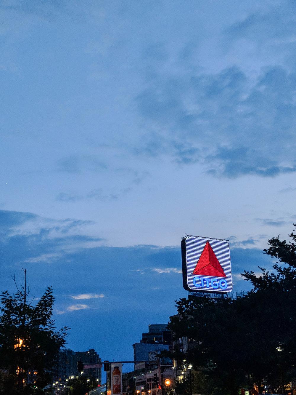 bri rinehart; citgo; fenway; boston; photography