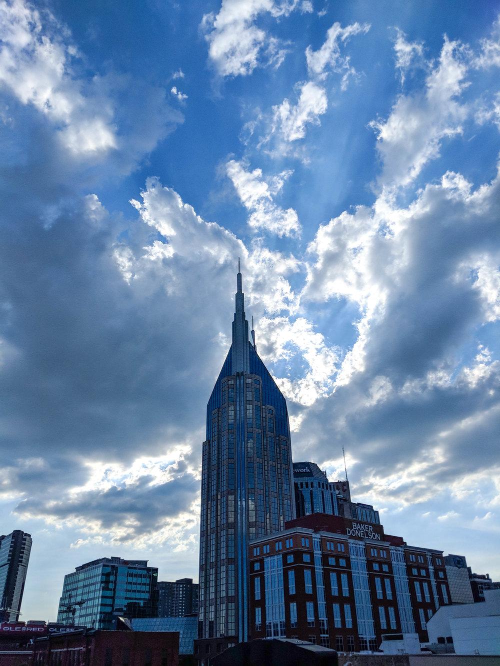 bri rinehart; photography; nashville; acme rooftop; batman tower