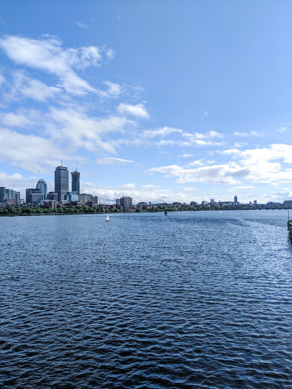 bri rinehart; boston; photography; skyline