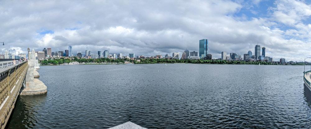 bri rinehart; photography; boston; skyline