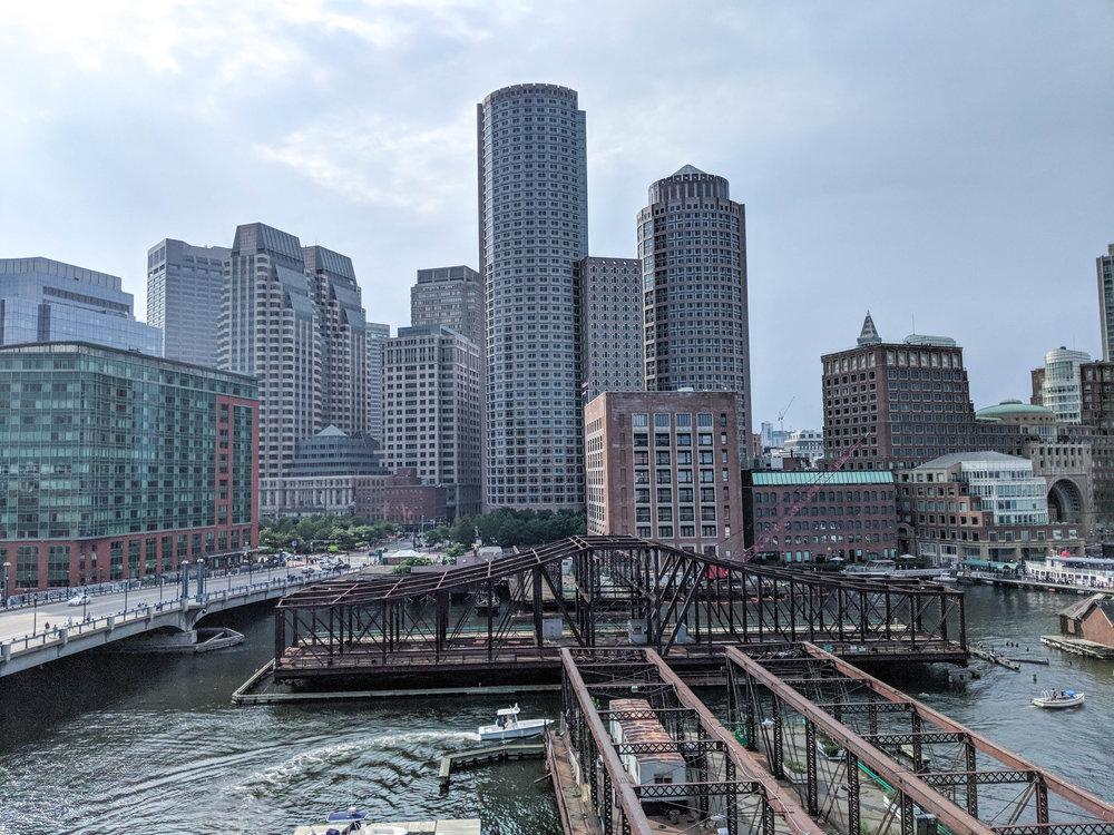 boston; bri rinehart; photography; skyline