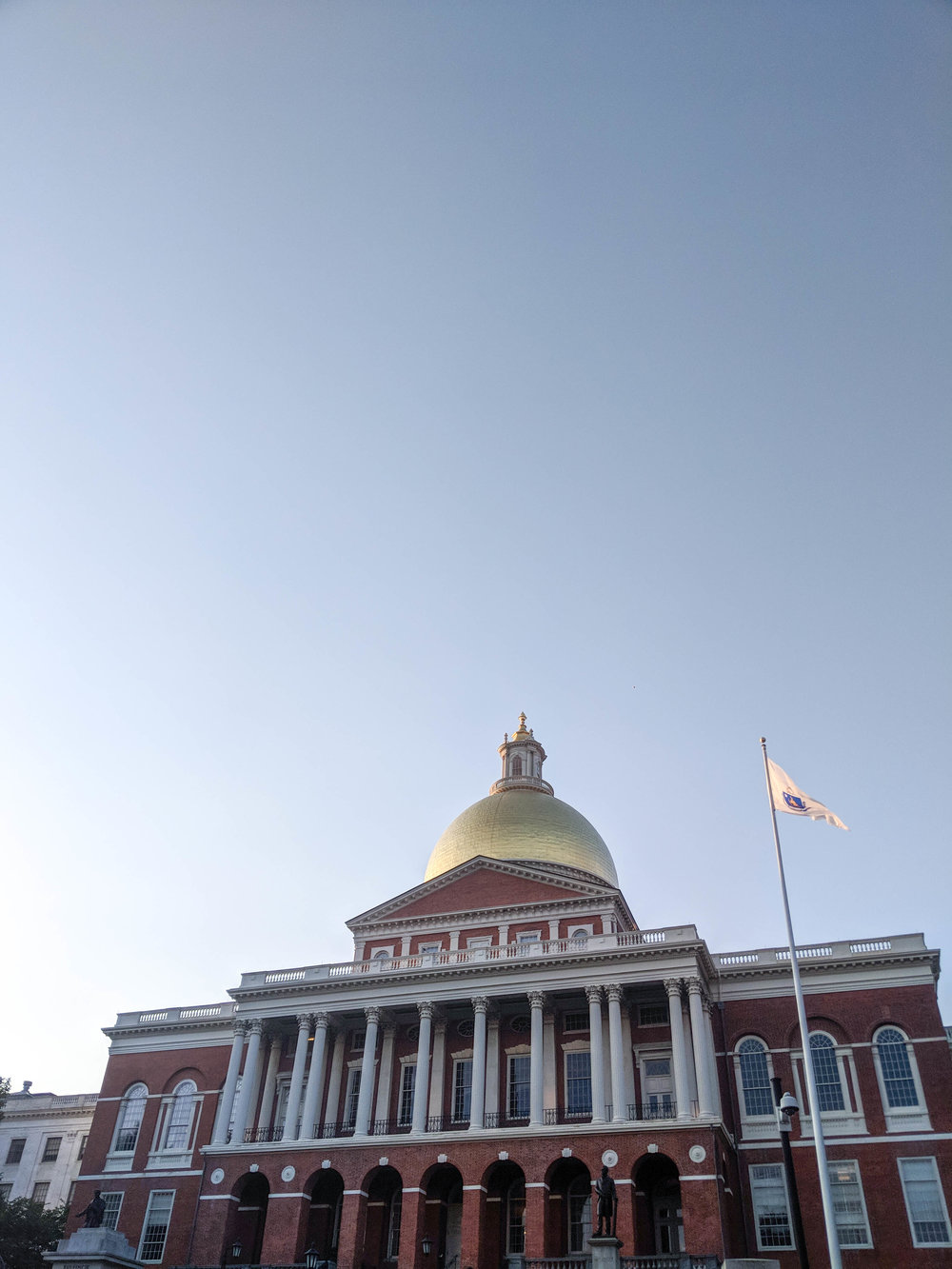 bri rinehart; photography; state house; boston
