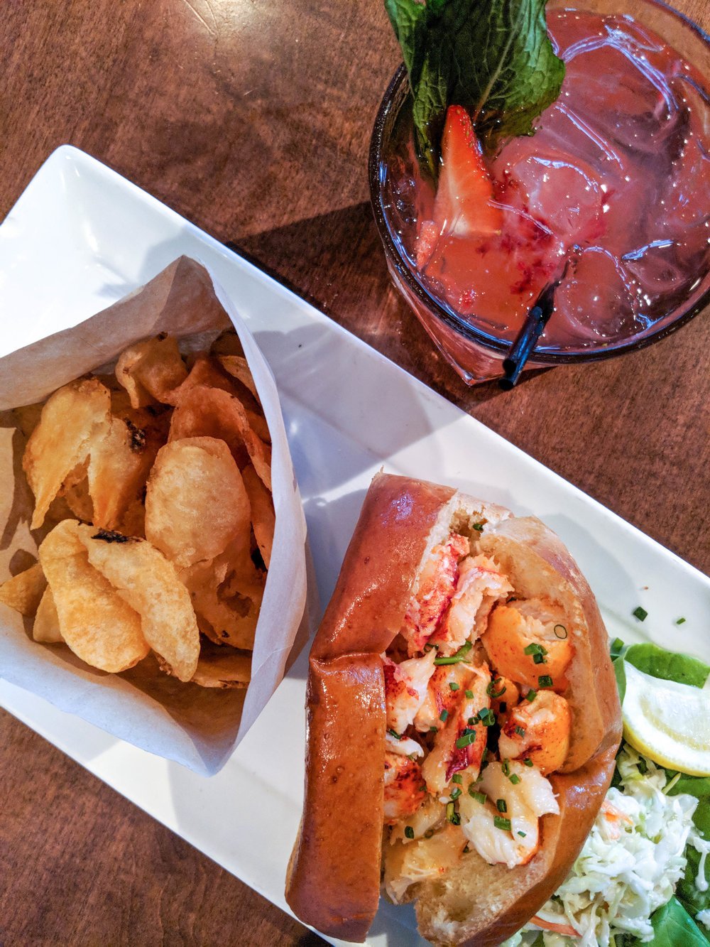 bri rinehart; central wharf co; photography; boston; lobster roll
