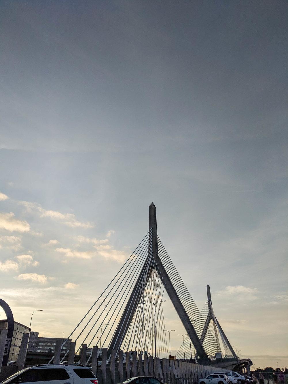 bri rinehart; photography; boston; zakim bridge