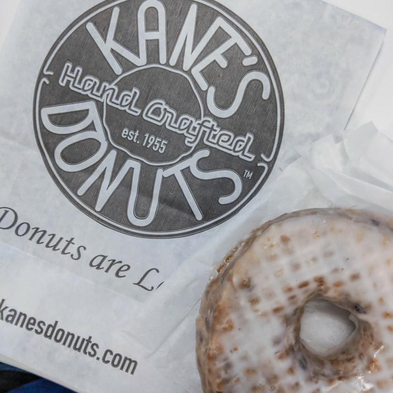 bri rinehart; kane's donuts; foodography; photography; boston