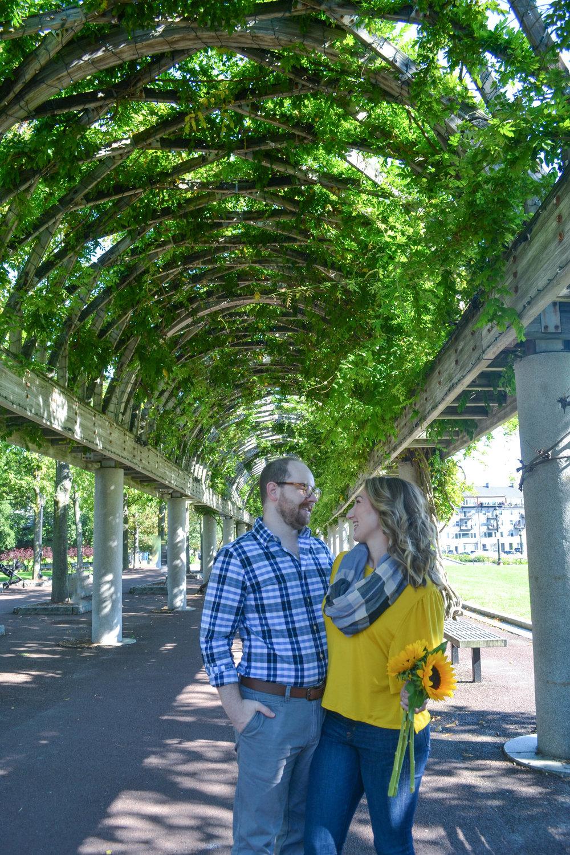 bri rinehart; engagement; boston; photography