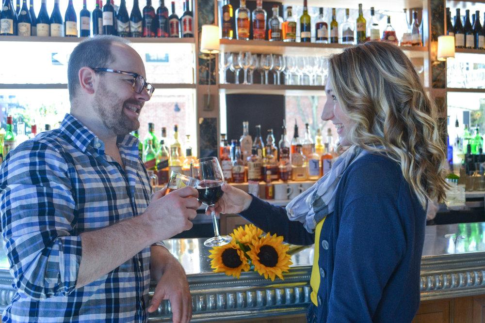 bri rinehart; engagement; couple; photography; boston