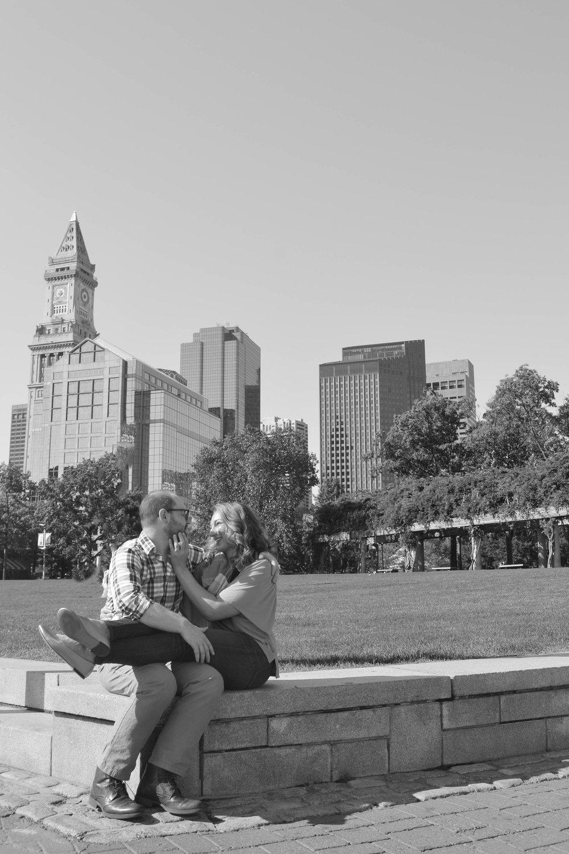 engagement; couple; photography; bri rinehart; boston