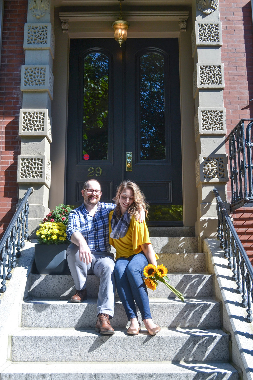 engagement; photography; boston; couple; bri rinehart