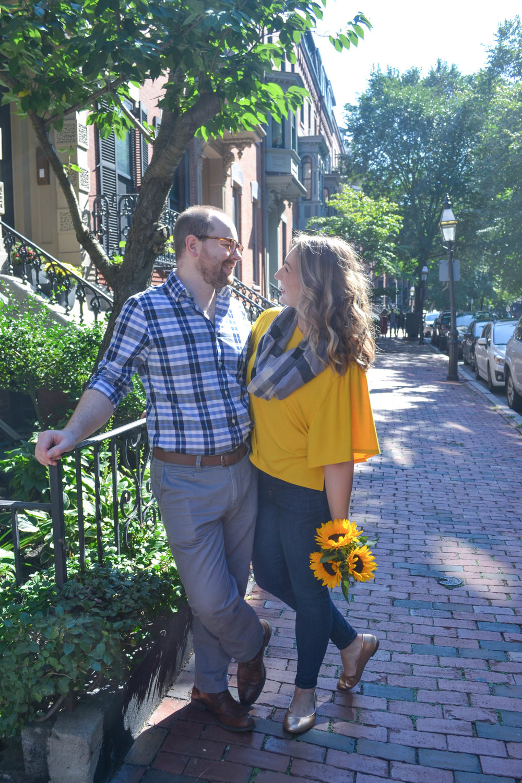 bri rinehart; photography; boston; engagement; couple