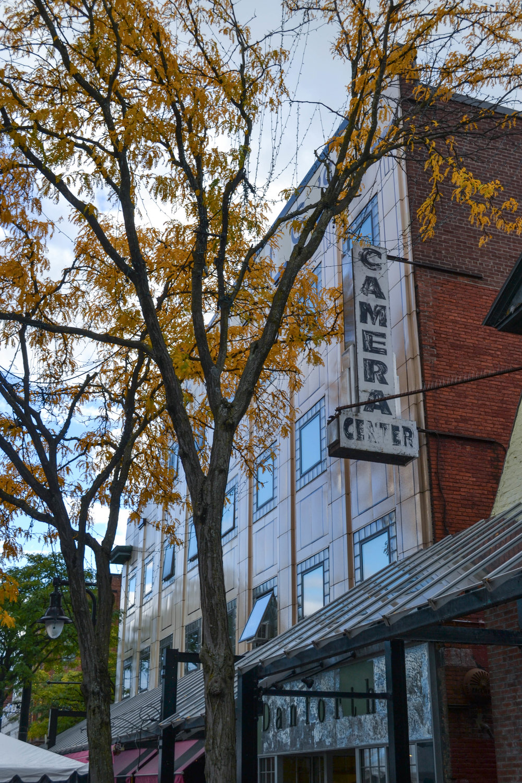 bri rinehart; photography; burlington; vermont; downtown