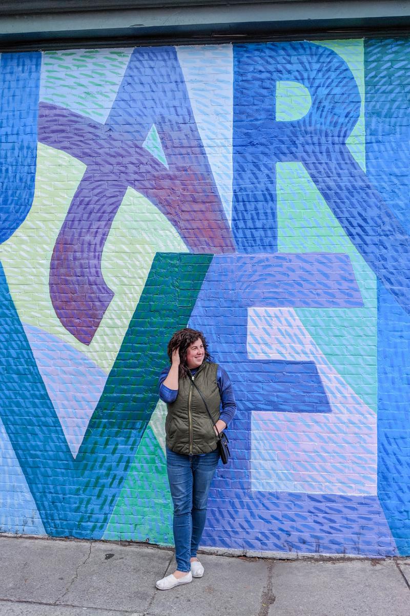 bri; vermont; burlington; downtown; mural