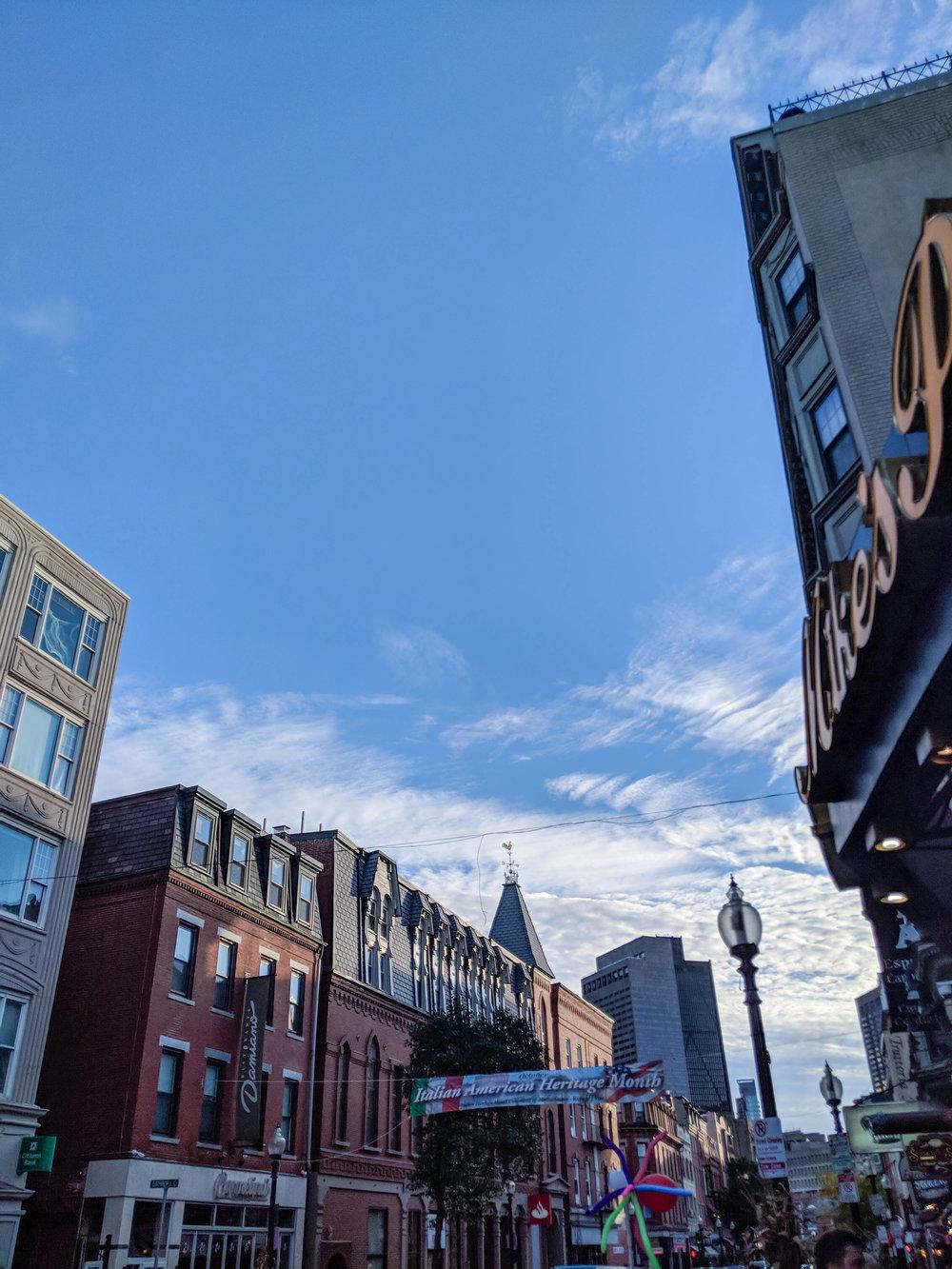 bri rinehart; photography; mike's pastry; north end; boston; food