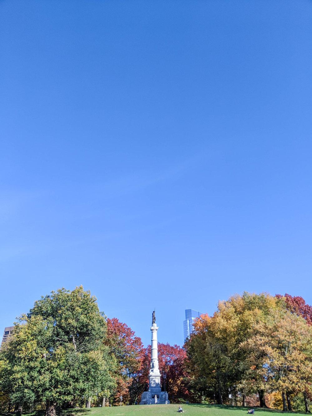 boston; photography; bri rinehart; fall; nature; boston commons
