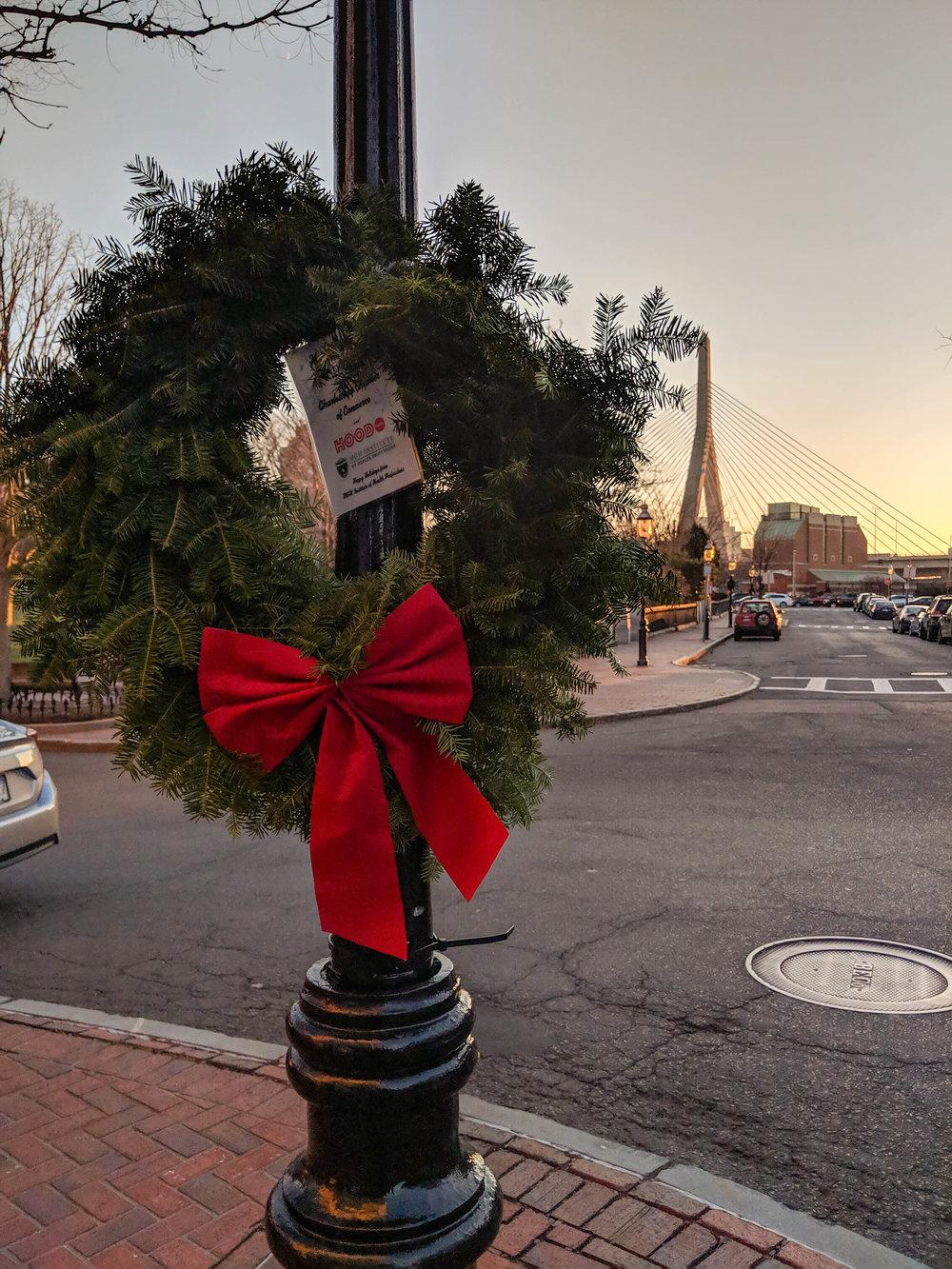 bri rinehart; photography; boston; Christmas; charlestown