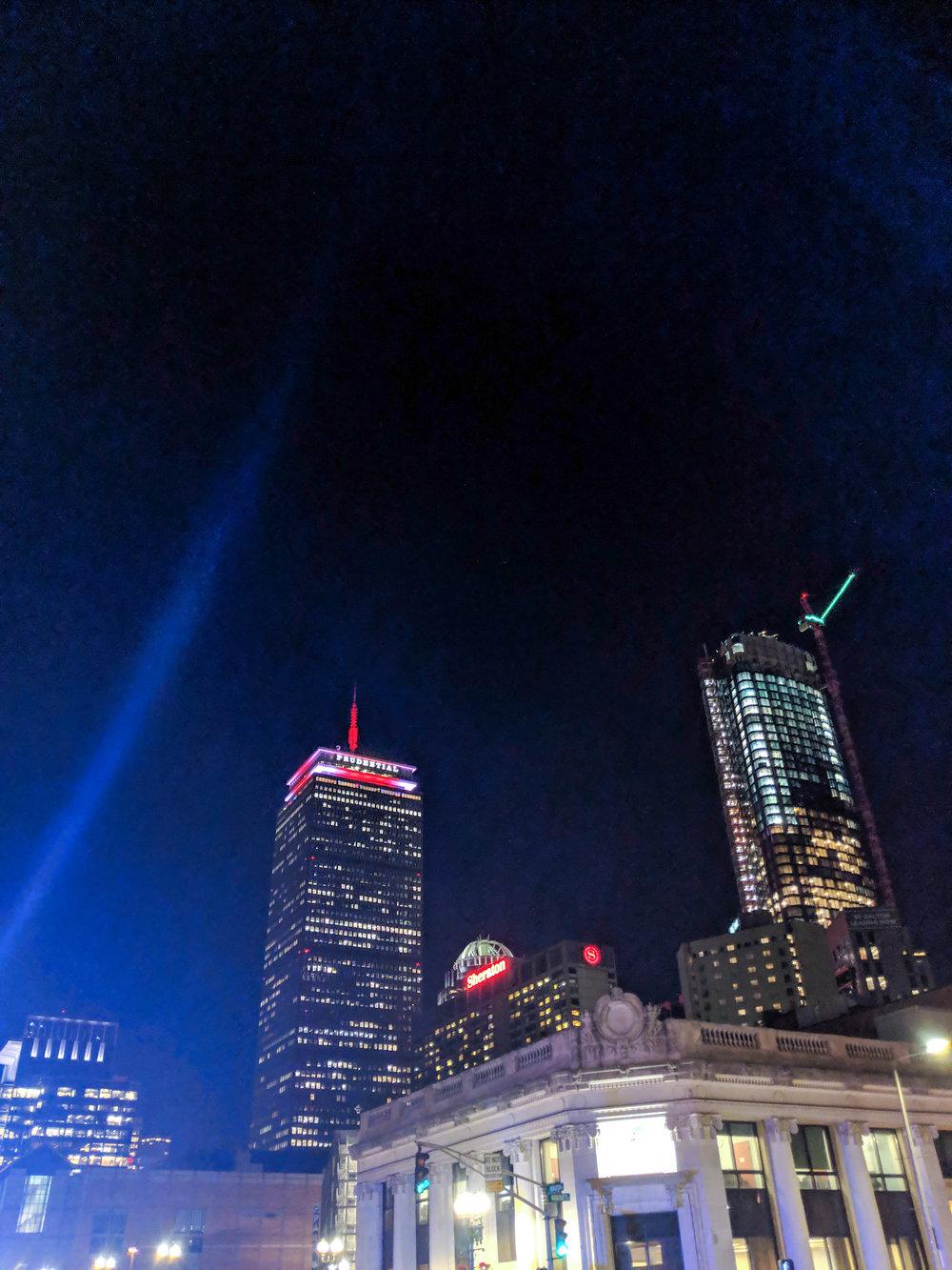 bri rinehart; boston; photography series; photography; prudential center
