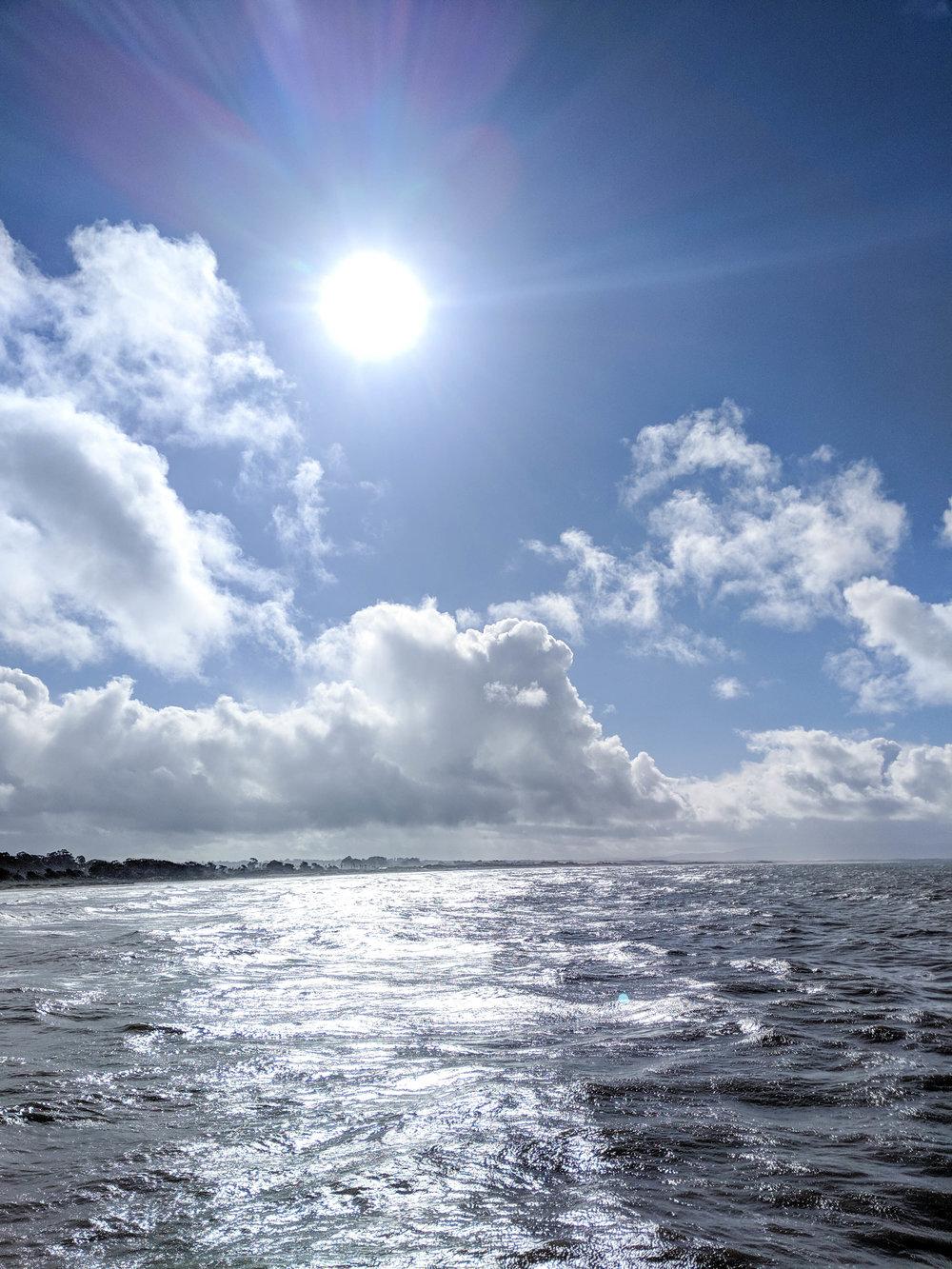 bri rinehart; photography; pismo beach; california; clouds; ocean