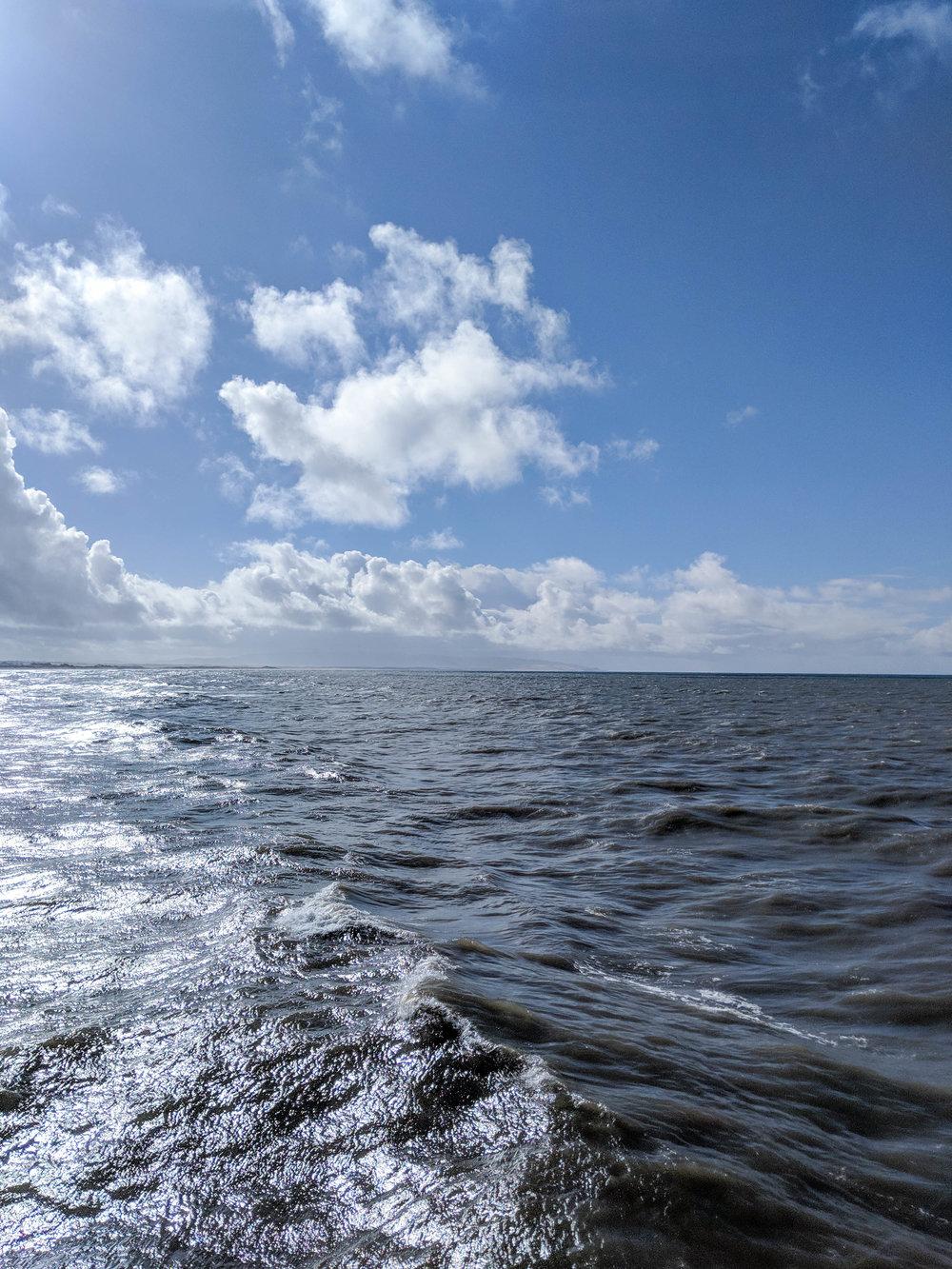 bri rinehart; photography; california; pismo beach; ocean; clouds