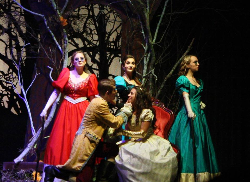 Into the Woods, 2013