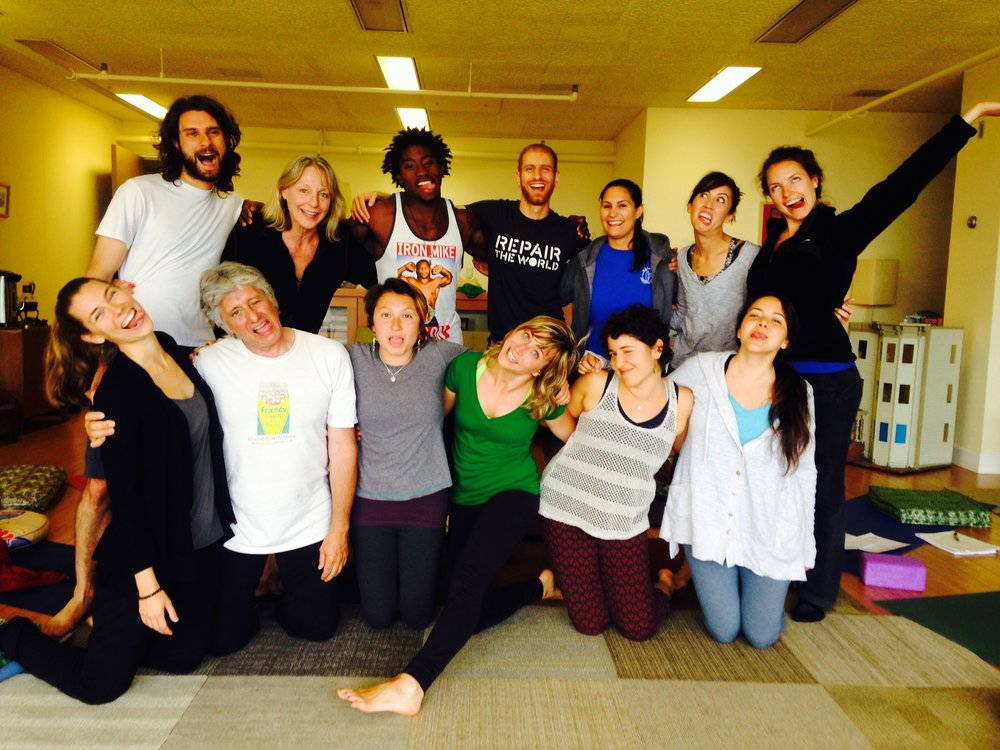 Yoga for Teens Teacher Training in San Francisco, CA