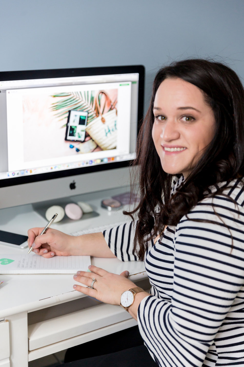 Nicole Owner - Elevenly Studio Branding, Website Design and Social Media Marketing