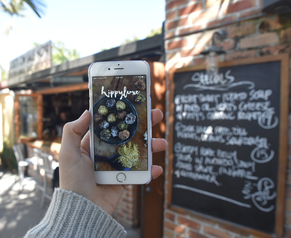 hippyluxe app - DOWNLOAD OUR FREE APP TO FIND HEALTHY & ORGANIC PLACES TO EAT NEAR YOU