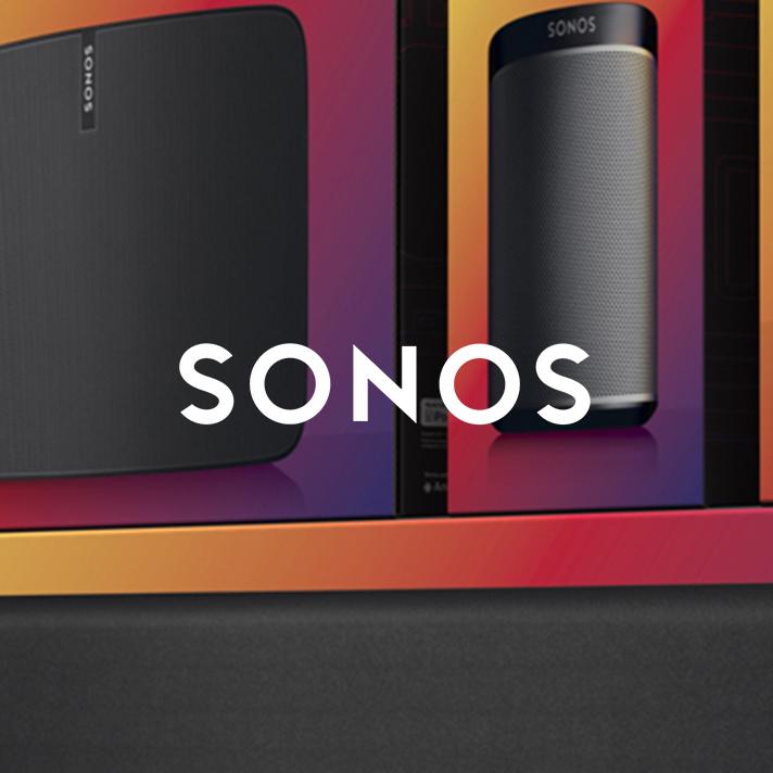 Sonos<br /><span>(Rincon Networks)</span>