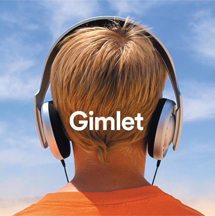 Gimlet<br /><span>(Media Startup)</span>