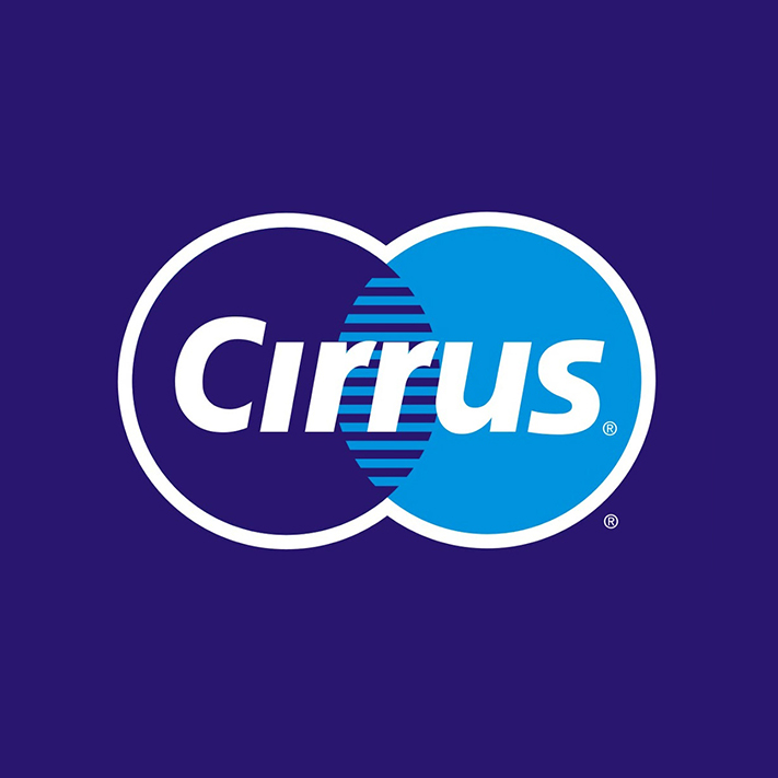 Cirrus <br><span>(MasterCard)</span>