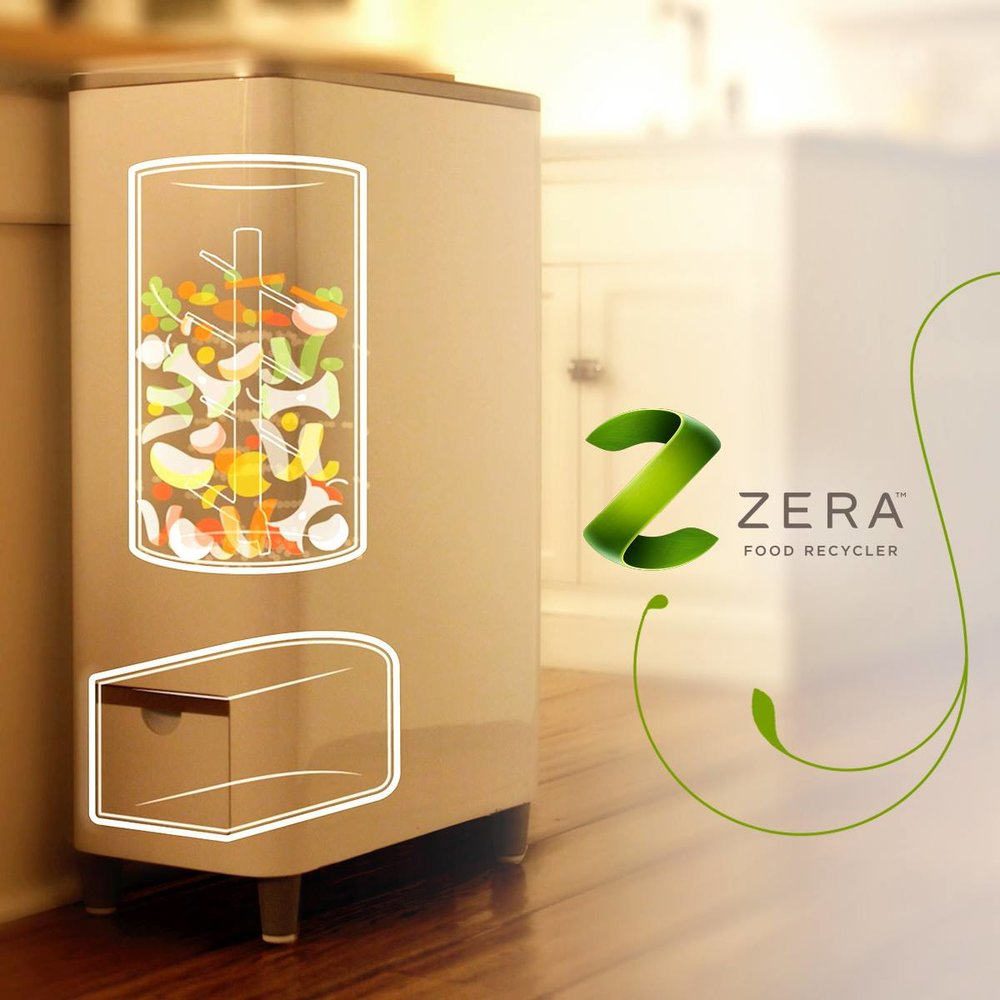 Lexicon Branding Whirlpool Corporation Debuts New Zera Food Recycler