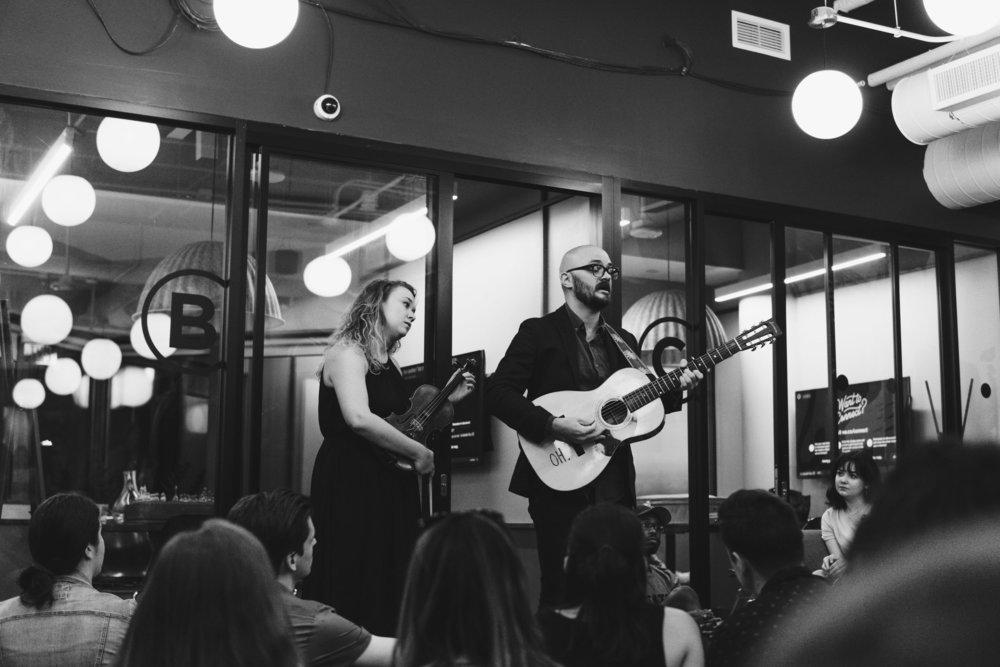 Oh Jeremiah - SoFar Session, Nashville