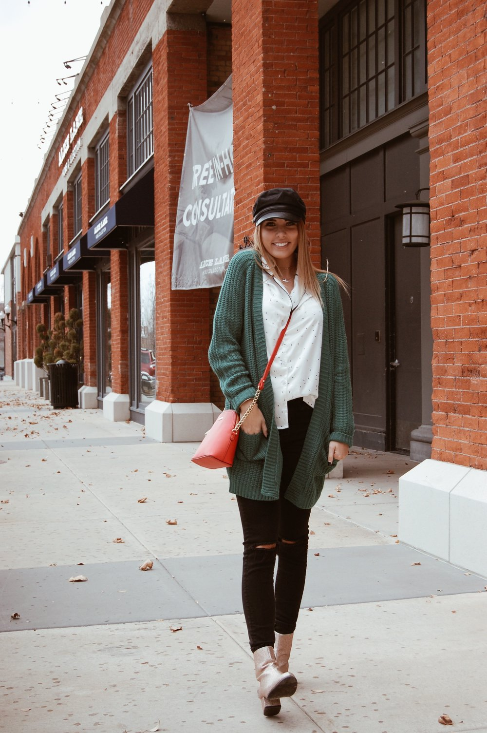 Cardigan//  Hadley Rae Boutique -- ON SALE FOR $20