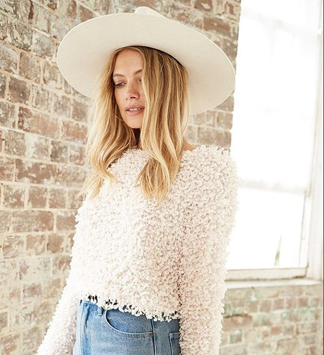 New in. Shop the Glorious Cropped Top now in stores and online #somedayslovers