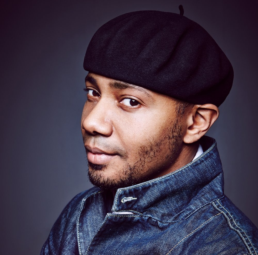 Paul Miller    Musician (DJ Spooky), artist, activist and author