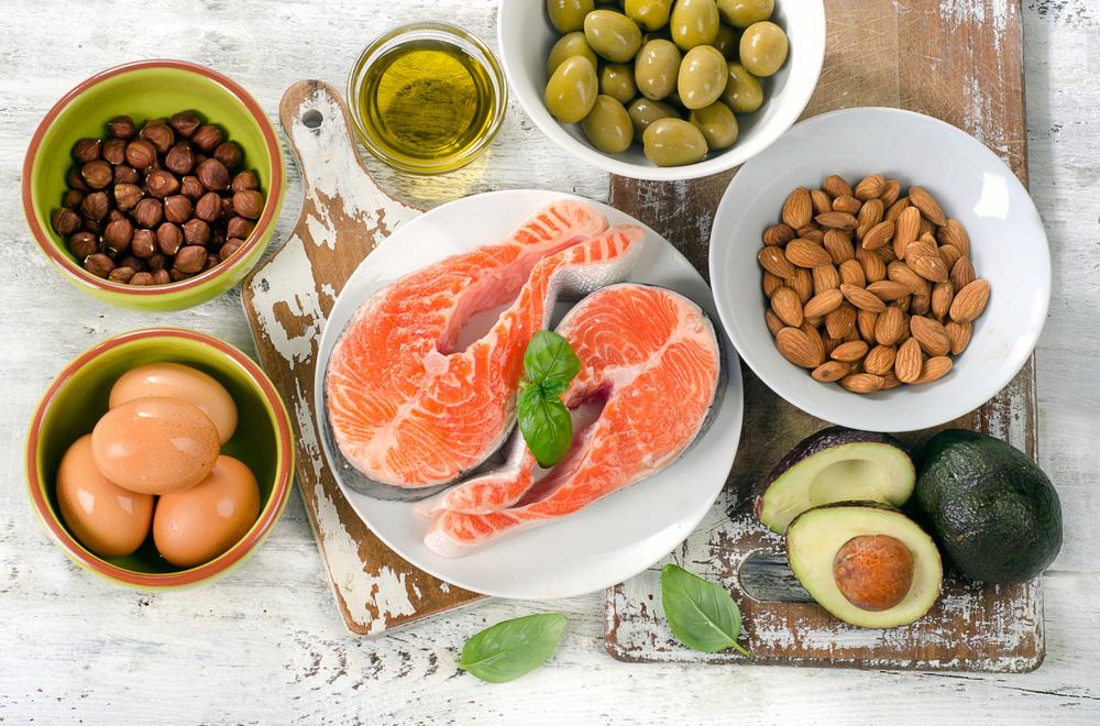 hormone low fat diet