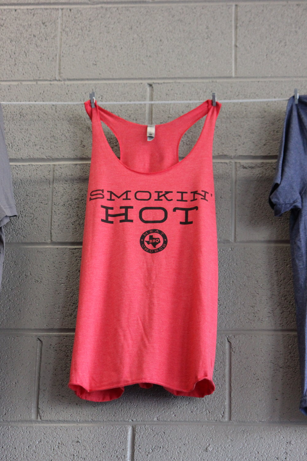 Smokin Hot Ladies Tank